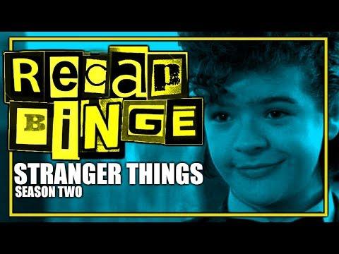 Stranger Things - Season 2: RECAP BINGE