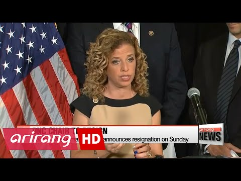 Democratic Committee chair to resign over email leak