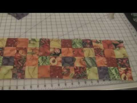 Sewing the QuiltSmart Panel - YouTube : youtube quilting tutorial - Adamdwight.com