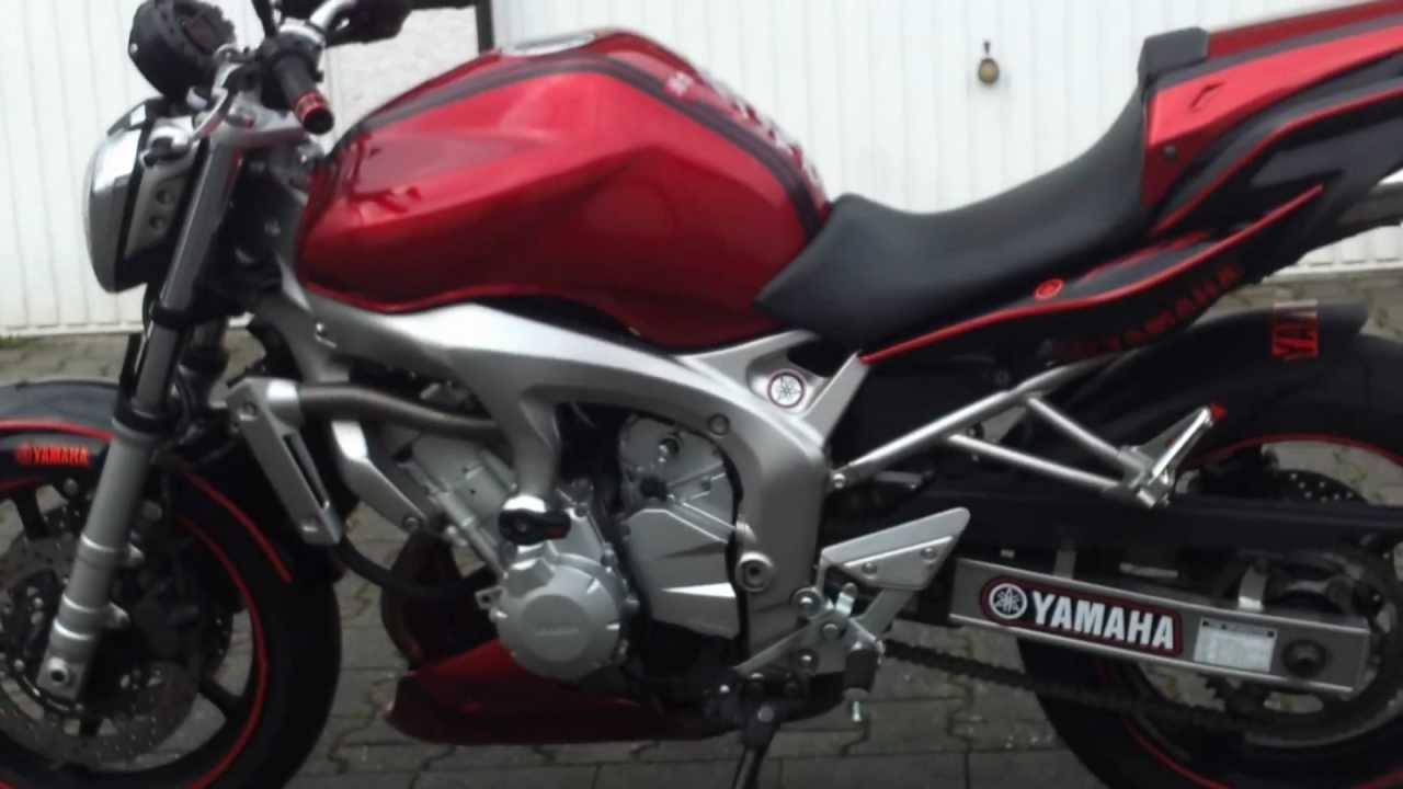 tuning moto yamaha fz6