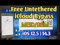 - Free iCloud Bypass Untethered MEID/GSM iOS 14.3/12.5/13.7|Facetime/Siri/iCloud/Notifications/iCloud