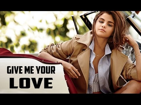 The Chainsmokers & Kygo Style - Give Me Your Love - Selena Gomez Music Video