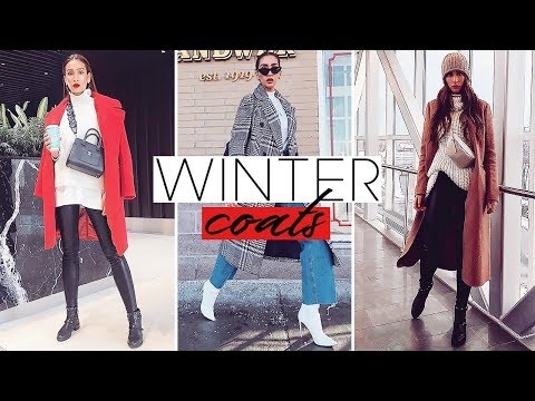 7 Winter Coats You Need In Your Closet