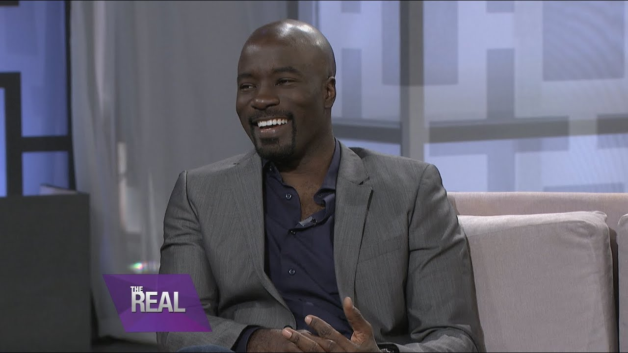 mike colter twitter