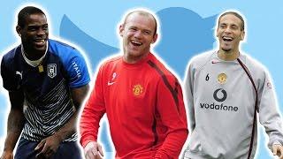 10 Funniest Tweets Sent By Footballers