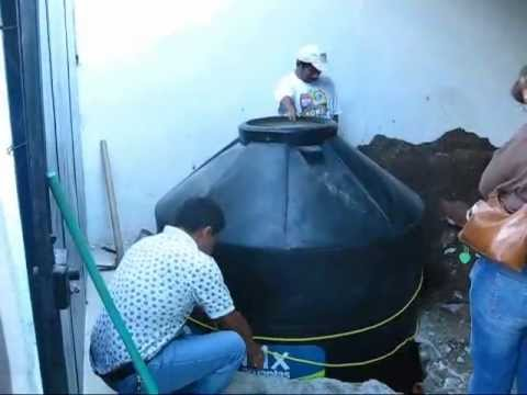Installing Water Tank And Pump