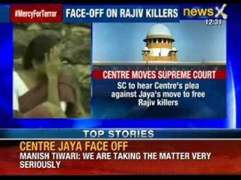 Prime Minister condemns move to release killers of Rajiv Gandhi