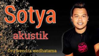 Download lagu SOTYA - Dru wendra wedhatama | Cover