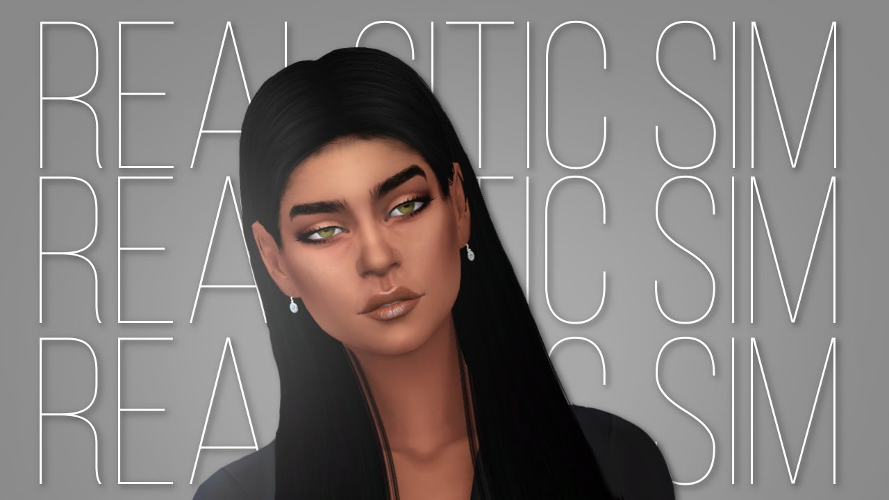 Realistic Sims 4 Mods