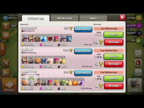 Funny clan mail/TH 9 3 star