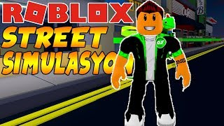 THE TRUTH OF THE STREETS !!! ME / Roblox Street Simulation / Game Line