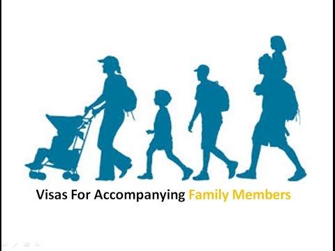 Hong Kong Visas For Accompanying Dependant Family Members