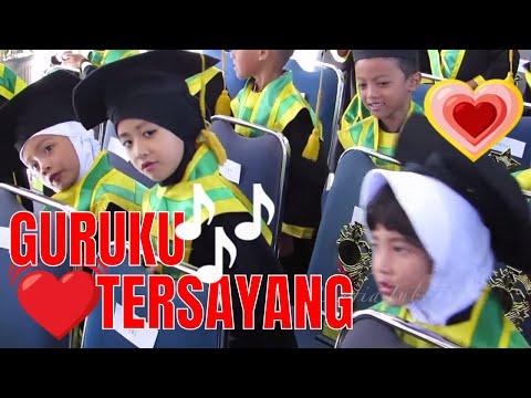 Lagu Anak Guruku Tersayang - Hari Guru Nasional 2017 - Lifia Wisuda
