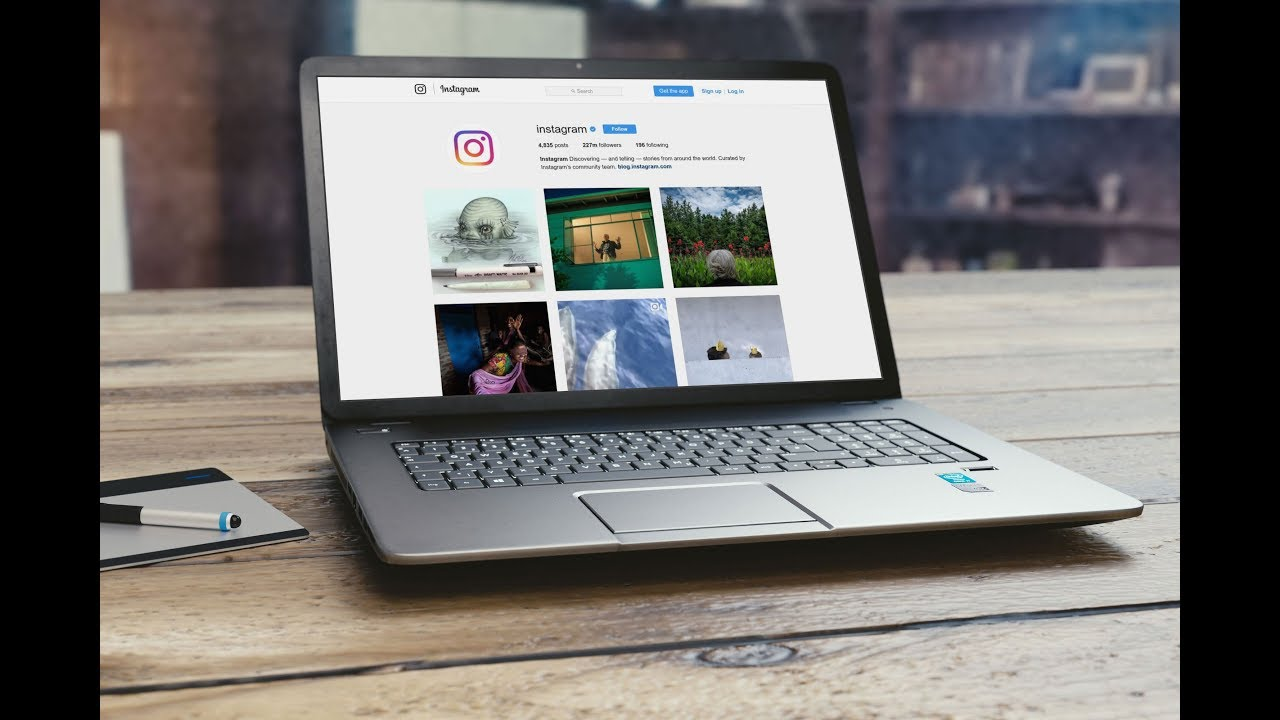How to Post Photos on Instagram from a Desktop Computer or Laptop (Without  any third party app)