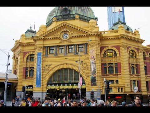 Sights and tastes of Melbourne Australia - TravelMovies