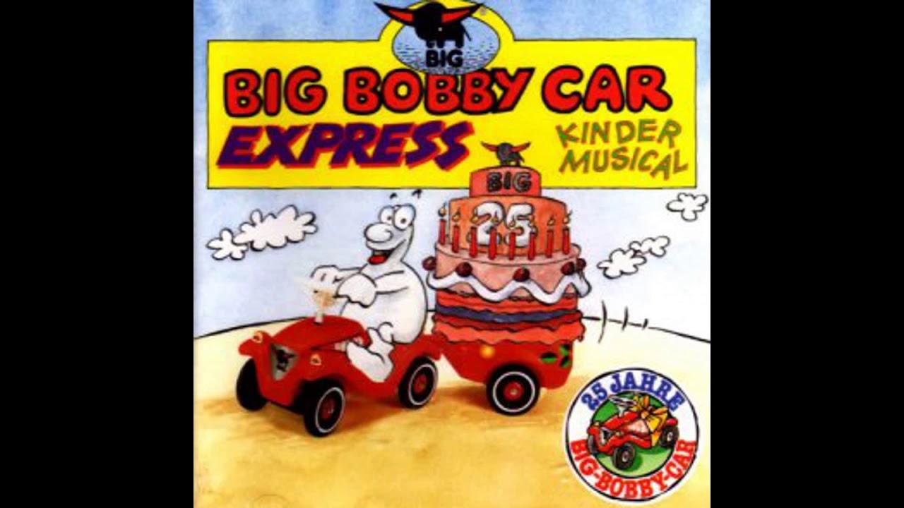 Bi Ba Bobby Car