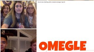 Trolling On Omegle + Picking Up Hot Girls!