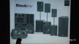 mmag.ru: Martin Audio Black Line video seminar