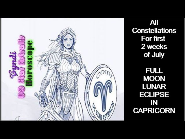 July 2020 (First Half) Horoscope For ALL Constellations