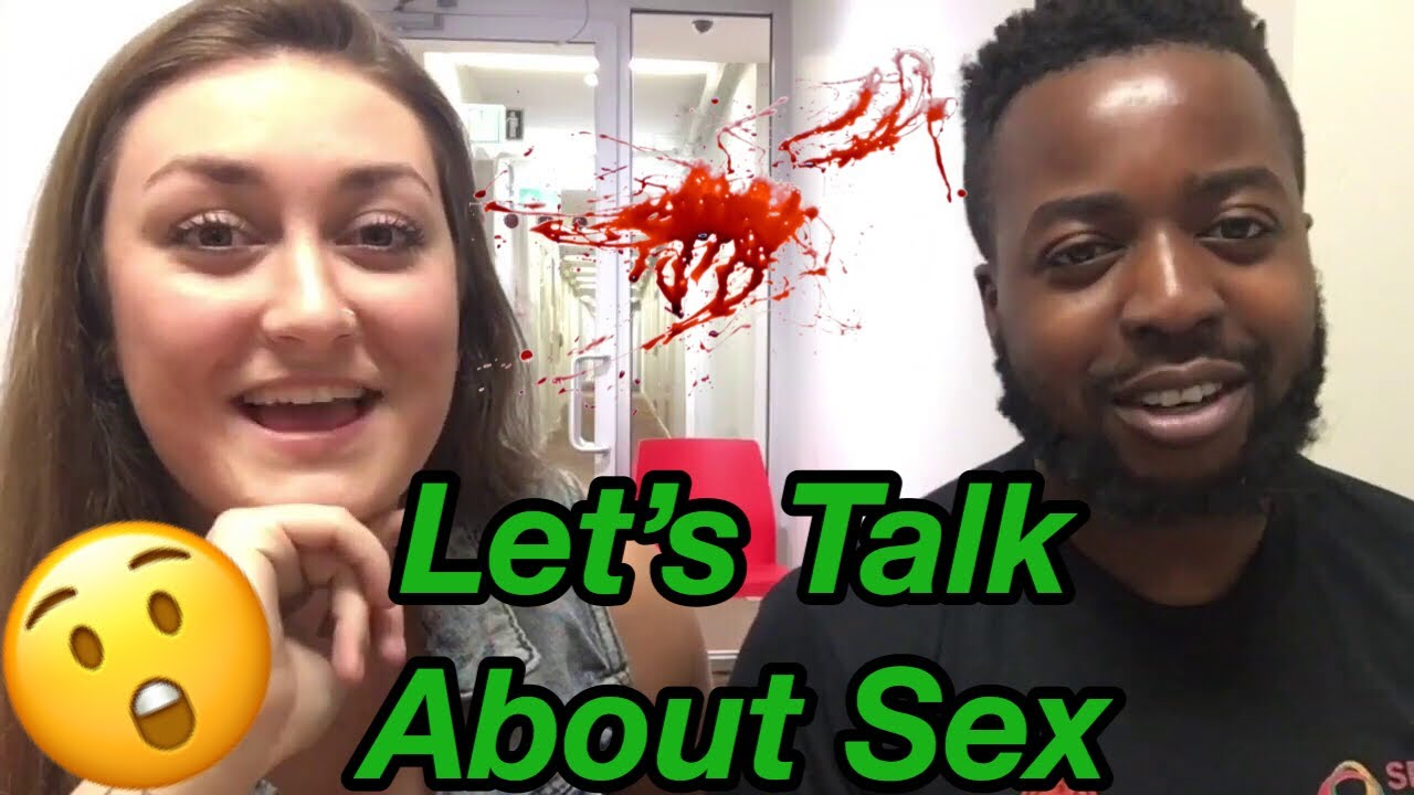 Will I Bleed The First Time During Sex? - Answering Sex Questions You're  Curious About