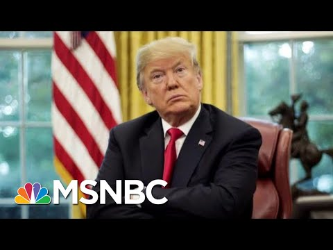 New Book Explores President Donald Trump's GOP Takeover | Velshi & Ruhle | MSNBC