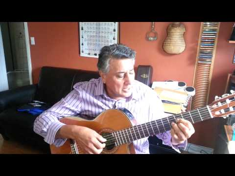 Milonga by rene gomez on guitar