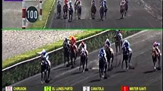 Vidéo de la course PMU PREMIO LAN C
