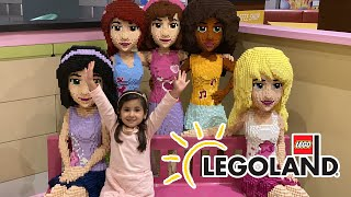 Legoland at Discovery Centre in Toronto With Malak, Largest Lego Land in TORONTO