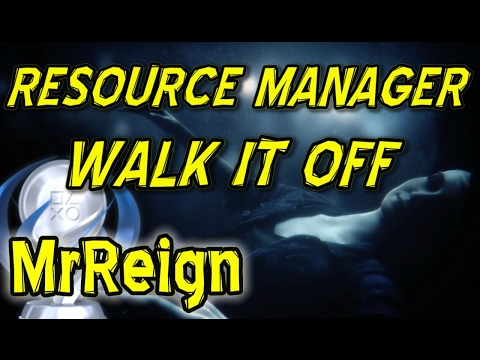 RESIDENT EVIL 7 BIOHAZARD - RESOURCE MANAGER - WALK IT OFF -
