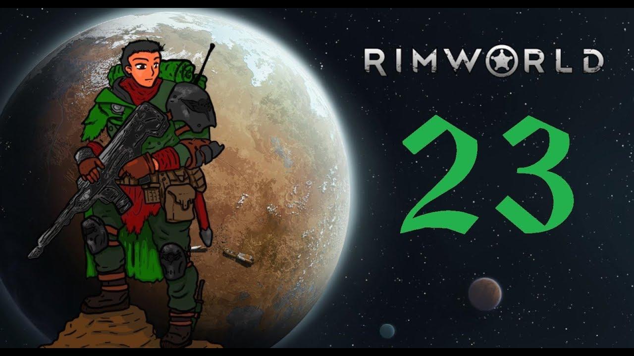 Psychic Ships And EMP Shells Don't Mix | RimWorld 40k Season 2 Gameplay  (Beta 18) #23