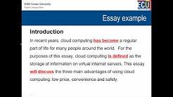 hp redflag essay