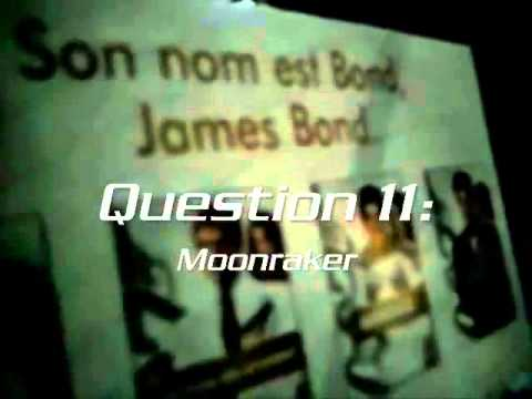 James Bond Fun Quiz  Guess The Movie   Test Your French!