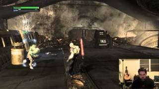 Star Wars Force Unleashed Ultimate Sith Edition Gameplay by Soulmastah