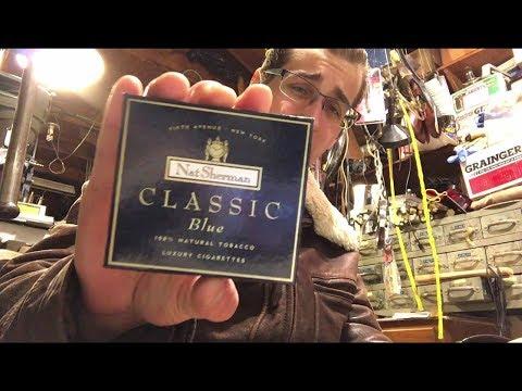 NickTheSmoker - Nat Sherman Classic Blue