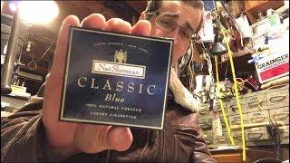 Video NickTheSmoker - Nat Sherman Classic Blue download MP3, 3GP, MP4, WEBM, AVI, FLV Juni 2018