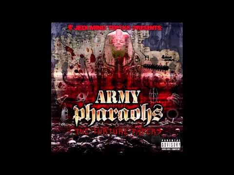"""Jedi Mind Tricks Presents:Army of the Pharaohs - """"Gorillas"""" [Official Audio]"""