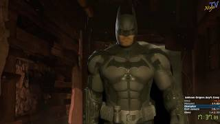 Batman: Arkham Origins speedrun any% easy in 1:35:13 (Old)