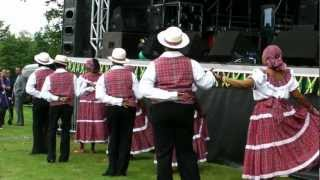 Jamaica Independence Festival 50 Huddersfield 5 Aug 12  3 Quadrille Dance Troup