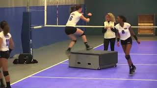 Munciana Peppers Volleyball for Younger kids