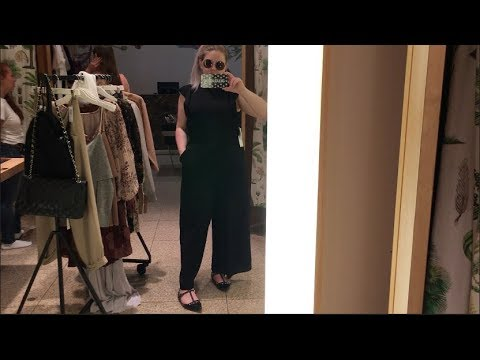 Aritzia Dressing Room Try On + Aritzia Shopping Vlog