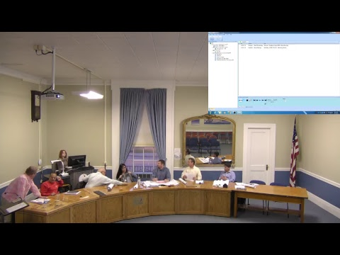 City of Plattsburgh, NY Meeting  5-22-17
