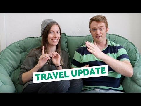 Travel Update: Busy Schedule in August + Future Travel Plans