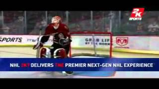 NHL 2K7 - Cinemotion