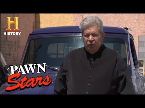 Pawn Stars: Iwo Jima Battle Plans | History