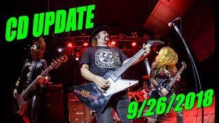 CD UPDATE 9/26/2018 (HARD ROCK, METAL, BLUES & BOOTLEGS)