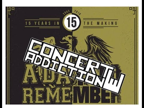 A Day to Remember Announce 15th Anniversary Tour Mp3