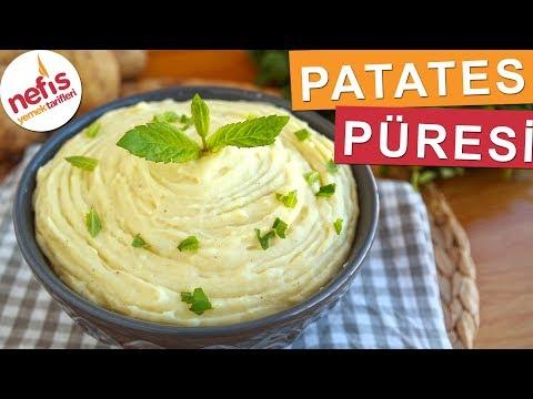 Patates Püresi Nasıl Yapılır? - Nefis Yemek Tarifleri