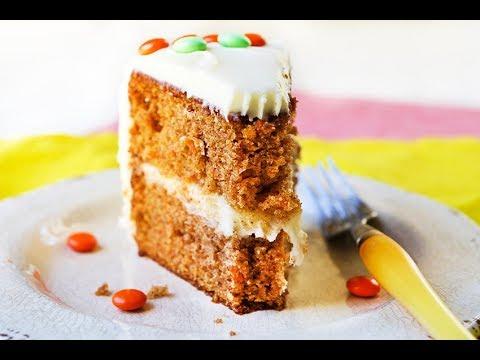 THE BEST Carrot Cake Recipe!