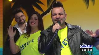 "Manuel Malanotte ""Muevete""   Cantando Ballando (HD)"
