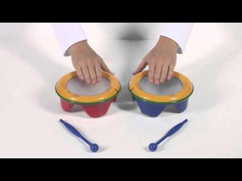 Tolo Toys Classic Drum Demo